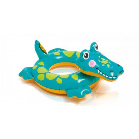 Krokodil úszógumi.