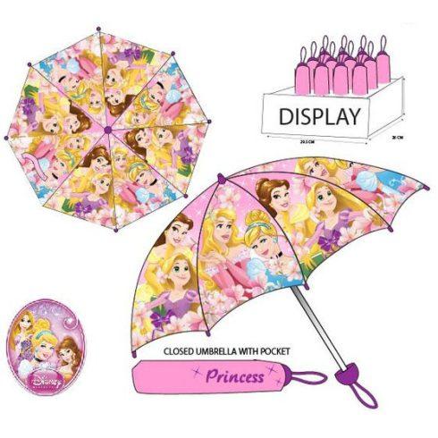 Gyerek összecsukható esernyő Disney Hercegnők Ø92 cm